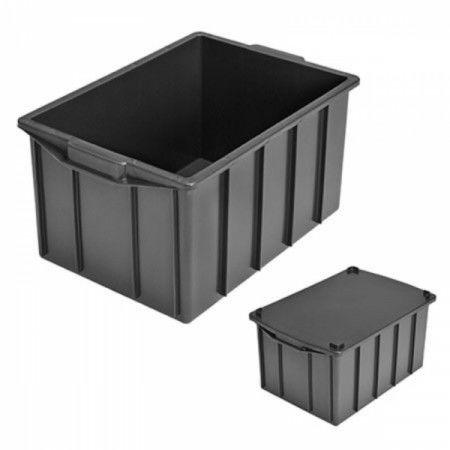 Caixas Plásticas Fechadas Nº 130