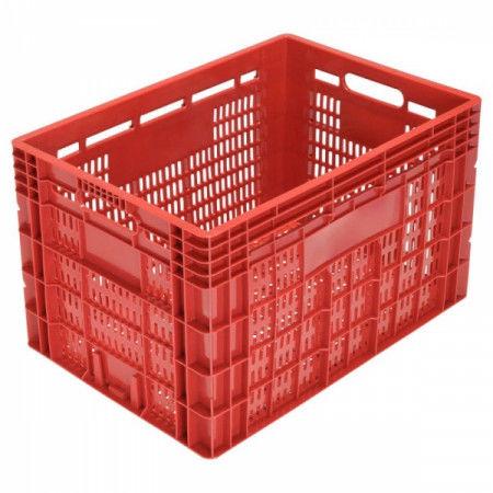 Caixas Plásticas Paletizáveis Nº 37