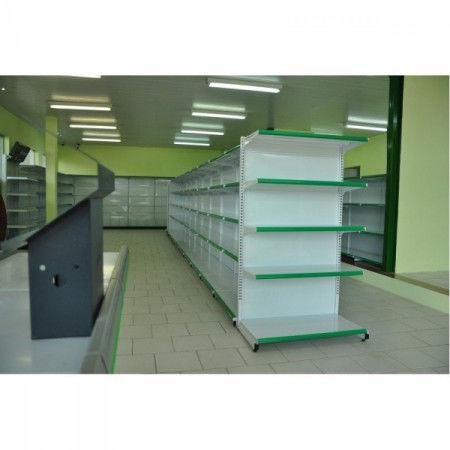 Instalações de Lojas com Gôndolas de Aço