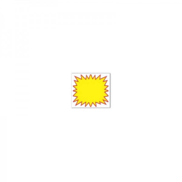 Etiquetas em PVC (Splash Lisa) Ref. 18