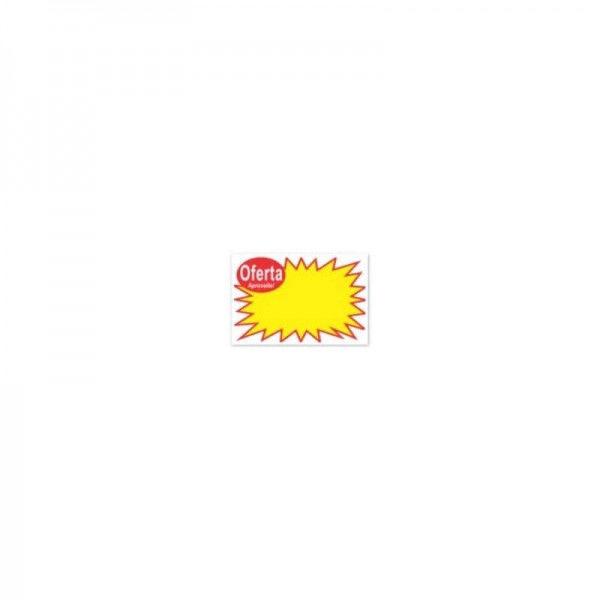 Etiquetas em PVC (Splash Oferta) Ref. 19