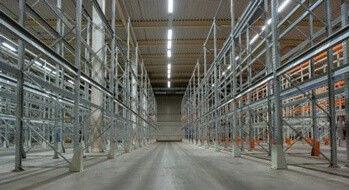 Estantes de aço, Reforçadas, Mezaninos, Porta paletes (Porta-Pallets), Caixas organizadoras, Estruturas para armazenagem em Campinas